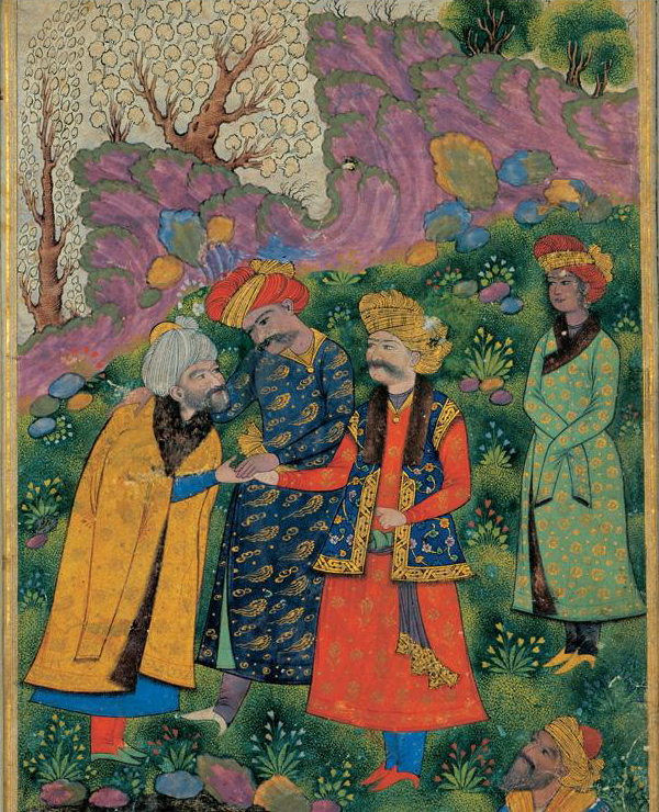 Homosexuality in islamic history