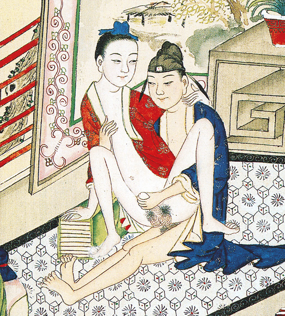 History of sex in china
