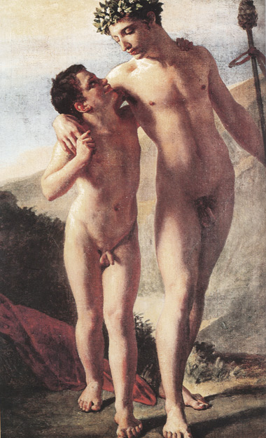 Nude Shepherds
